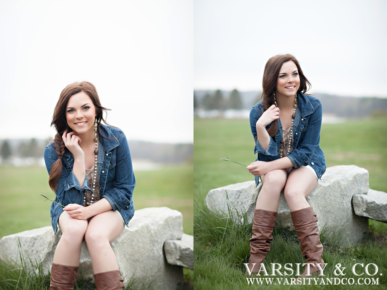 Maine Senior Photographer Bayleigh 0020 Bayleigh | Thornton Academy